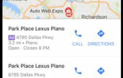 ۴ چیزی که باید درباره تبلیغات در گوگل مپ بدانید